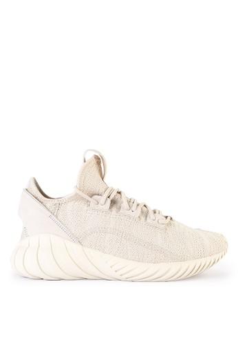 on sale 6fed6 f2f0c ... clearance adidas multi and brown adidas originals tubular doom sock  primeknit shoes c649fshbf4b206gs1 82349 21678
