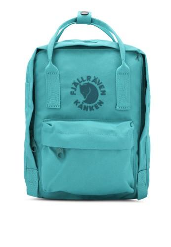 Fjallraven Kanken blue Re-Kanken Mini Backpacks FJ242AC0UTK1ID_1