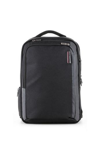 Samsonite black Samsonite Marcus Eco LP Backpack S EXP DEA6DAC77A50E5GS_1