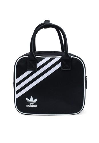 ADIDAS black nylon bag E641DAC3CCCEE5GS_1