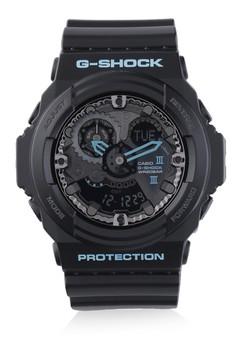 Image of Casio G-Shock Watch Ga-300Ba-1Adr