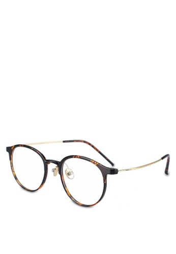 Medium Rare Store brown Oma Glasses 65894GL8554685GS_1