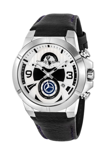 Charles Jourdan silver Charles Jourdan Men Watch Multi-Function Quartz CJ1079-1315C AE0B9ACAAD3EDBGS_1