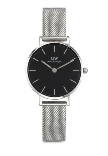 Daniel Wellington silver Petite Sterling Watch 28mm DA376AC0SBU7MY_1