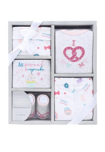 Milliot & Co. green Ayden Boys Gift Set E2885KCA3F3050GS_1