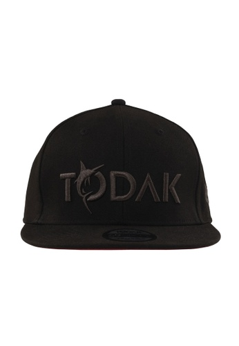 Todak black Todak Cap (Snapback) E57E6ACB9DB475GS_1