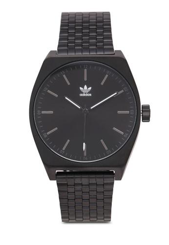 adidas black adidas originals Process M1 Watch 86DE8AC20ECD39GS_1