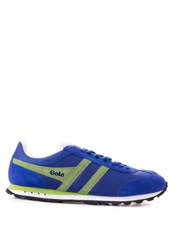 Gola blue Boston Reflex Sneakers GO513SH19TRWPH_1