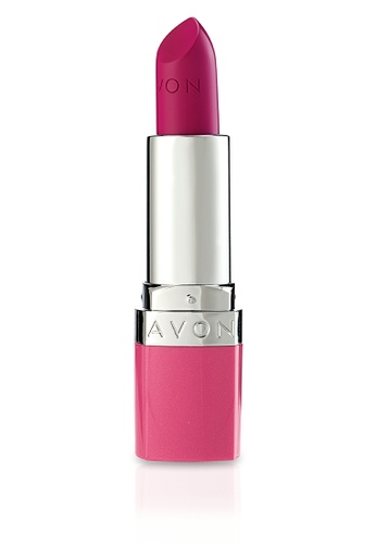 Avon pink Ultra Color Absolute Lipstick SPF 15 in Bare Ruby AV454BE33RCKPH_1