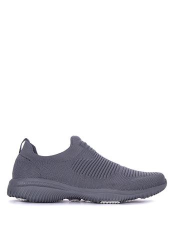 Jump grey Keanu Sneakers 17DEESHD48419EGS_1