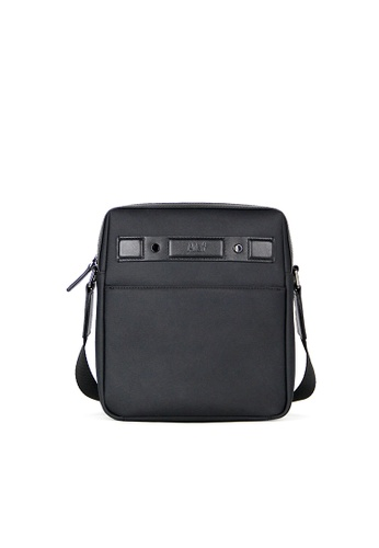 Alef black Alef Theo Shoulder Bag Tall C23ECACAF88DC7GS_1