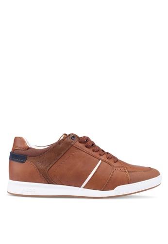 ALDO brown Thoavia Smart Casual Shoes 982BESH42CDB8FGS_1