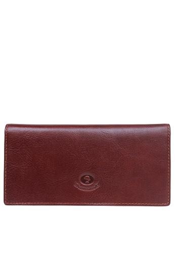 Mc Jim brown Long Wallet MC845AC68PYLPH_1