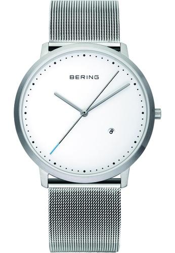 Bering silver Bering Classic 11139-004 39 mm Unisex Watch CB83AAC03DCFF9GS_1