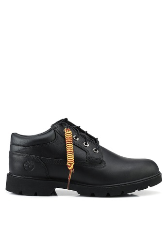 Timberland black Youth Collection Oxfords 5E8C6SH5F73F8BGS_1