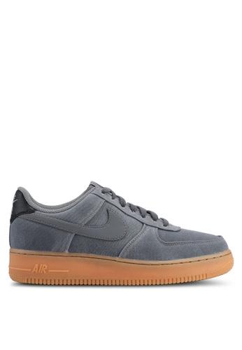 Nike grey Nike Air Force 1 '07 Lv8 Style Shoes 9C1A6SH31B3047GS_1