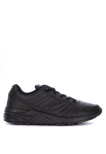 Fila black Techno Running Shoes 2370BSH70DE949GS_1