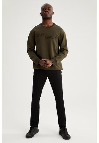 DeFacto black Man Woven Trouser 76004AA6027A27GS_1
