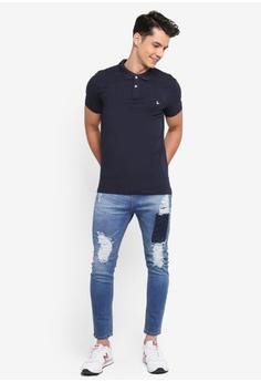 278ba38cbb81f8 45% OFF Jack Wills Aldgrove Polo Shirt S  79.50 NOW S  43.90 Sizes M
