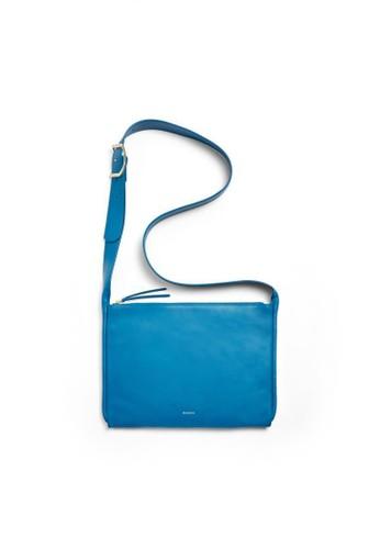 SKAGEN blue Skagen Anesa - Leather - Slim Crossbody - Tas Skagen Wanita - SWH0227433 89760AC11B1702GS_1