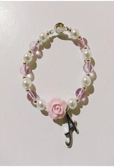 Callie Initial Bracelet