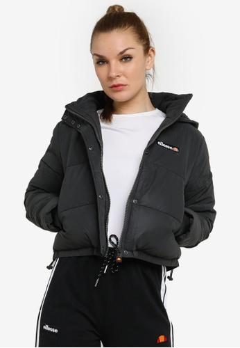 Ellesse black Monolis Padded Jacket B2810AA54C12A6GS_1