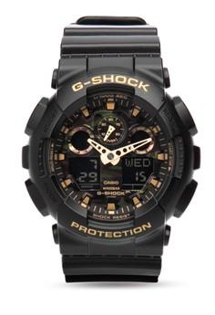 G-Shock Watch GA-100CF-1A9