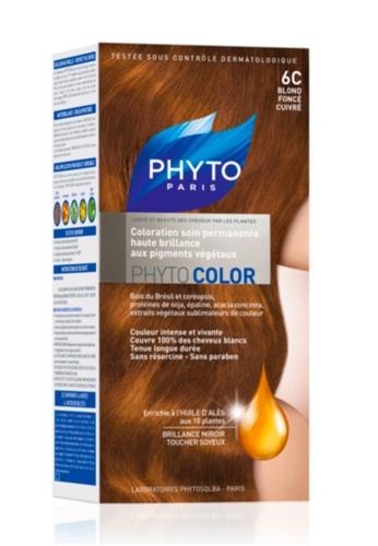 PHYTO Phytocolor 6C Dark Coppery Blond PH934BE0GMC3SG_1
