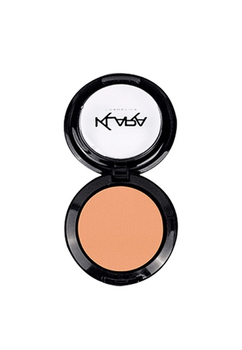KLARA COSMETICS beige Matte Eyeshadow #15 - Blush Nude 203E8BEA9D49BDGS_1