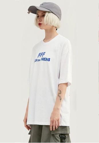 Twenty Eight Shoes Trend Printed Short T-shirt 1023S20 803D2AAE23B1D2GS_1