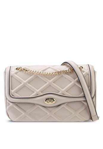 Call It Spring beige Baddie Shoulder Bag C70EDAC4A5FB5AGS_1