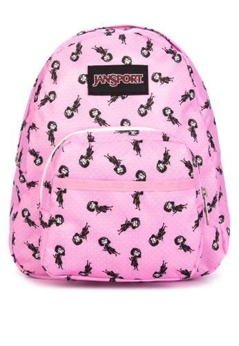 d44d427e1b3 Shop Jansport Incredibles Half Pint Backpack Online on ZALORA Philippines