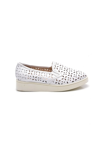 Elisa Litz white Nellie Sneakers White 4E102SHFD8F904GS_1