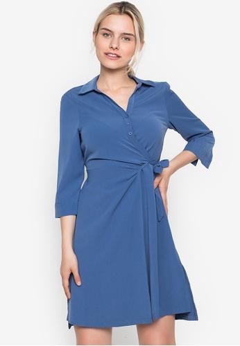 CLN blue Jasmine Dress F0A94AA21D0B53GS_1