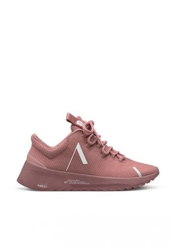 ARKK Copenhagen pink Axionn Mesh PWR55 Ash Rose White Female Sneakers F3F0BSHD7E3A78GS_1