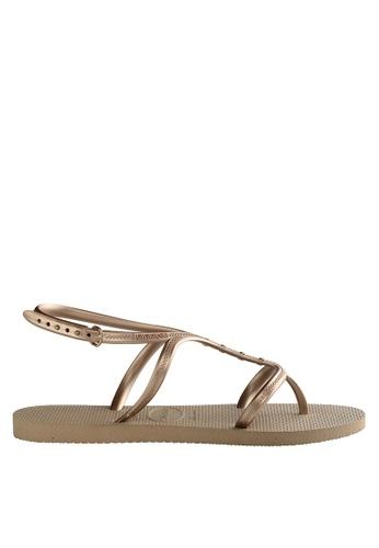 5e3051ed4566 Shop Havaianas Allure Maxi Flip Flops Slippers Online on ZALORA Philippines