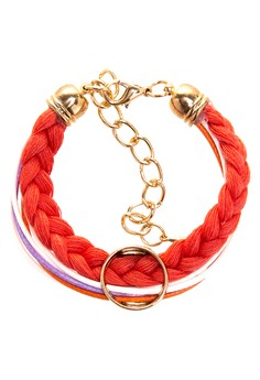 Braided Thread Bracelet Set