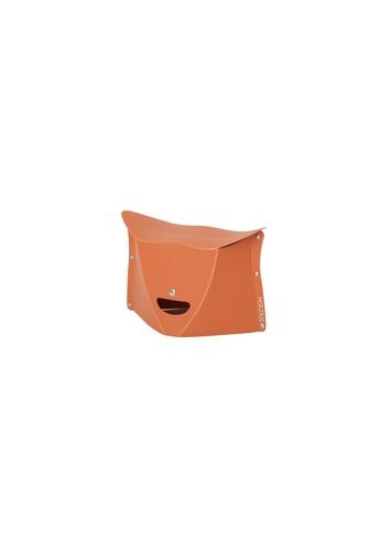 Solcion Patatto 180 - portable compact stool (Terracotta) A438EHLDF293C2GS_1