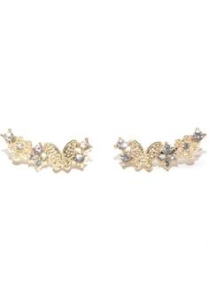 Anne Ear Cuff Style Butteflies