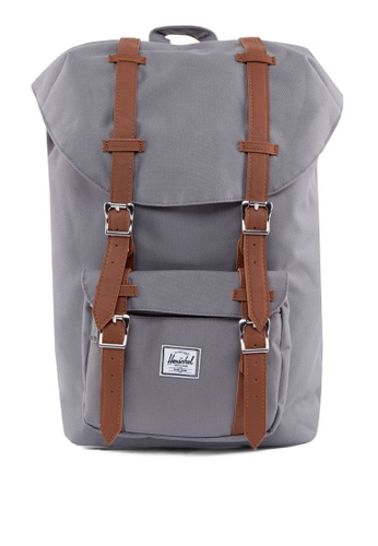 Buy Herschel Little America Mid-Volume Backpack Online on ZALORA ... 85f8c45a2ec69