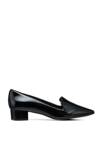 ALDO black Vigoma Pointed Block Heels 300F6SH84FF1F6GS_1