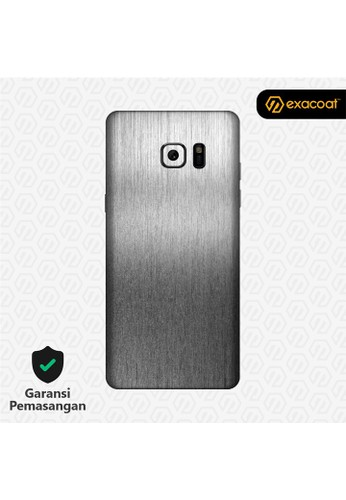 Exacoat Galaxy Note FE Skins Titanium Onyx - Cut Only 2C9FFES23AC81DGS_1
