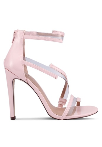 Call It Spring pink Selliera Heels 4E0B0SH0173F17GS_1