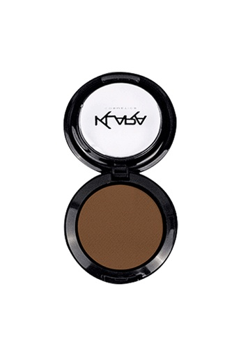 KLARA COSMETICS brown Matte Eyeshadow #2 - Taupe Brown F61A8BE72A4908GS_1
