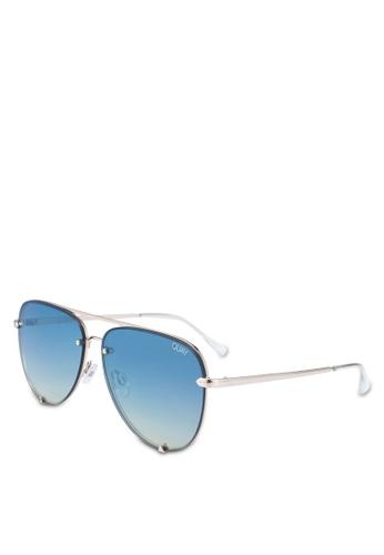 73b0ab26fa High Key Rimless Sunglasses