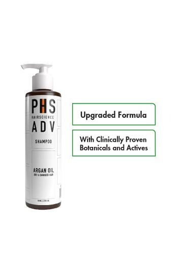 PHS HAIRSCIENCE [For Dry Hair] ADV Argan Oil Shampoo PH462BE0FAKCSG_1