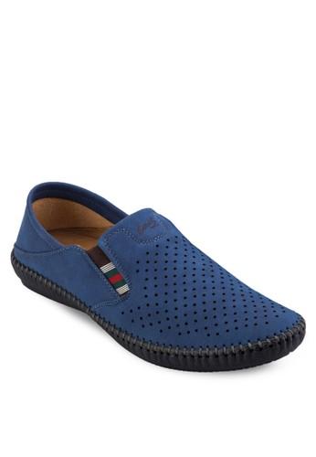透氣沖孔休閒懶人鞋, 鞋esprit台北門市, 懶人鞋