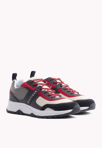 Tommy Hilfiger multi MATERIAL MIX LIGHTWEIGHT RUNNE 71BF2SH72ABA3CGS_1
