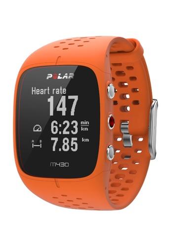 Polar orange POLAR M430 GPS Running Watch (Orange) PO255AC2UOCLHK_1