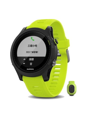 Garmin Forerunner 935 Yellow with RDP - Taiwan DF79FAC0F23EA0GS_1